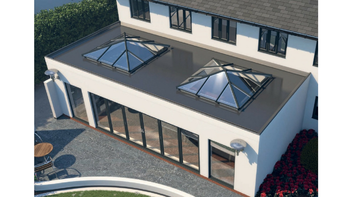 Gallery Conservatory Roofs Roof Lanterns Windows