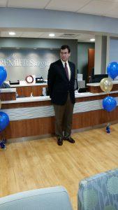 Premier Surgical CEO Kevin Burris