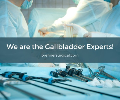 Gallbladder Treatment in Tennessee - Premier Surgical Associates