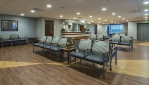 Premier Surgical Waiting Room