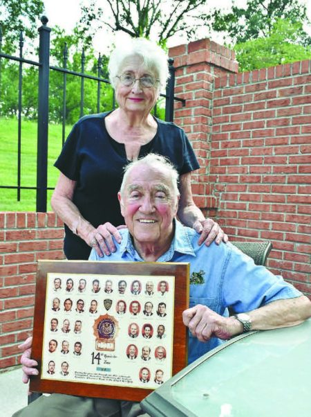 Retired NYC detective John Mohl and wife, Barbara, are back to their quiet life after his vascular surgery.