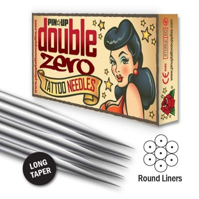 Pinup Pre Soldered Professional Tattoo Needles.
