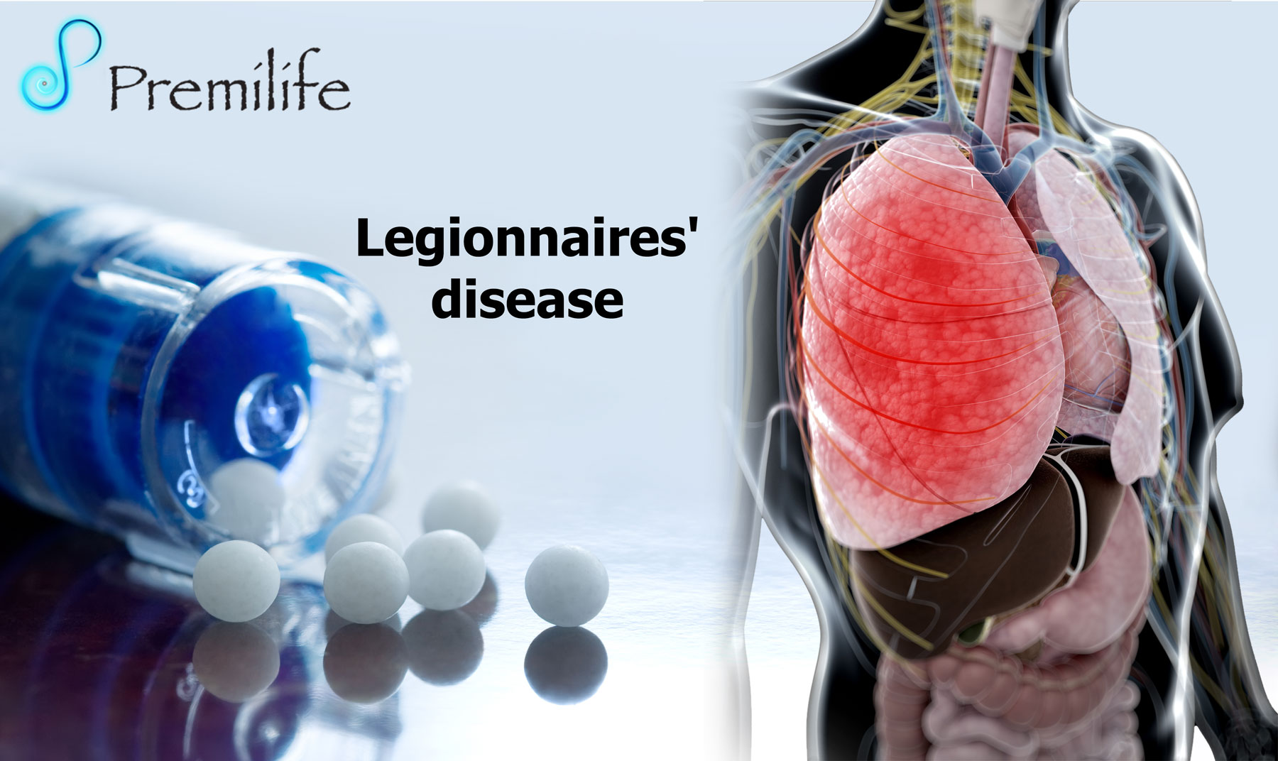 Legionnaires Disease Premilife Homeopathic Remedies