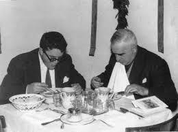 Alfredo Beltrame e Giovanni Comisso
