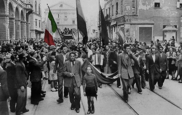 25 aprile - la liberazione