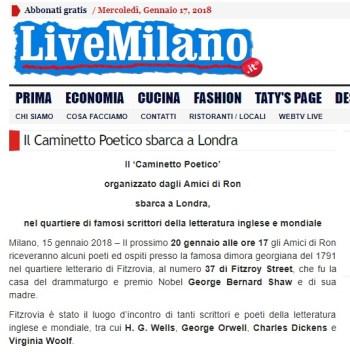 Articolo LiveMIlano