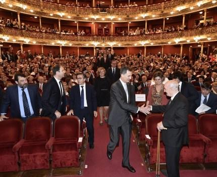 (Castellano)  Premios  Novia  Salcedo  en  Audiencia  Abierta  de  RTVE