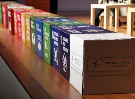El porqué de los ODS y los Premios Novia Salcedo