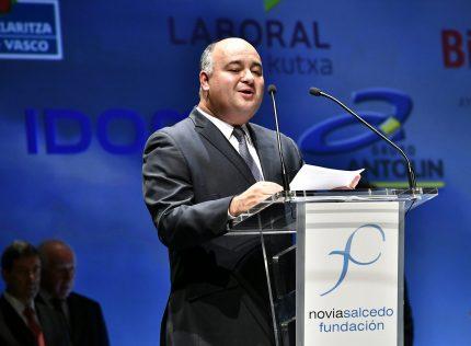Diego Echegoyen: «El Premio pone en relieve el optimismo y el compromiso hacia los jóvenes»