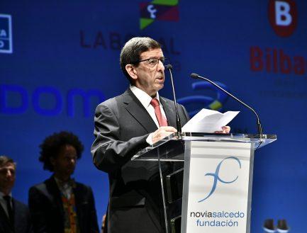 """(Castellano)  Josep  Masabeu,  Braval:  """"Esperamos  que  el  reconocimiento  contribuya  a  una  mayor  visibilidad  del  trabajo  que  realizamos"""""""