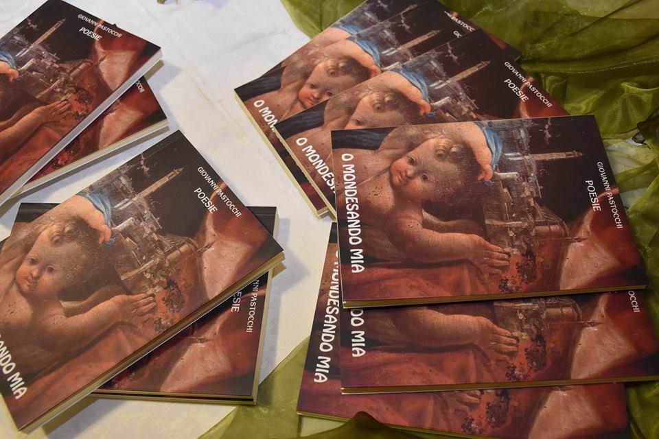 "Libro ""O Montesanto Mia"" al Premio Poesia Pastocchi"