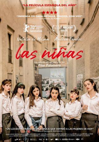 """""""Las niñas"""" Premios Goya 2021"""