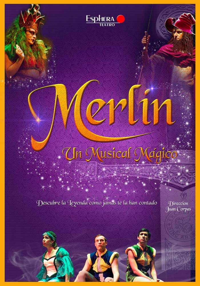 Merlin, un musical mágico