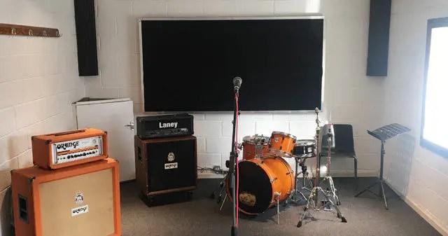 Rehearsal studio 4