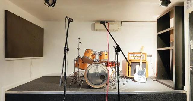 Rehearsal studio 5