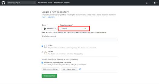 github-repository-create2
