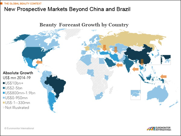 Premium Beauty News Skin Care Brazil And Asia Drive The