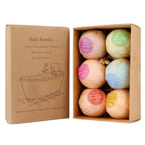Custom Bath Bomb Boxes | Custom Boxes | Bath Bomb Boxes