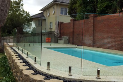 Pool Fencing – CLAREMONT