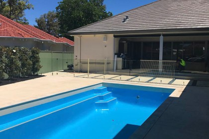 Pool Fencing – FLOREAT