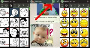 Now Add Handwriting Text and Photo Stickers on WhatsApp