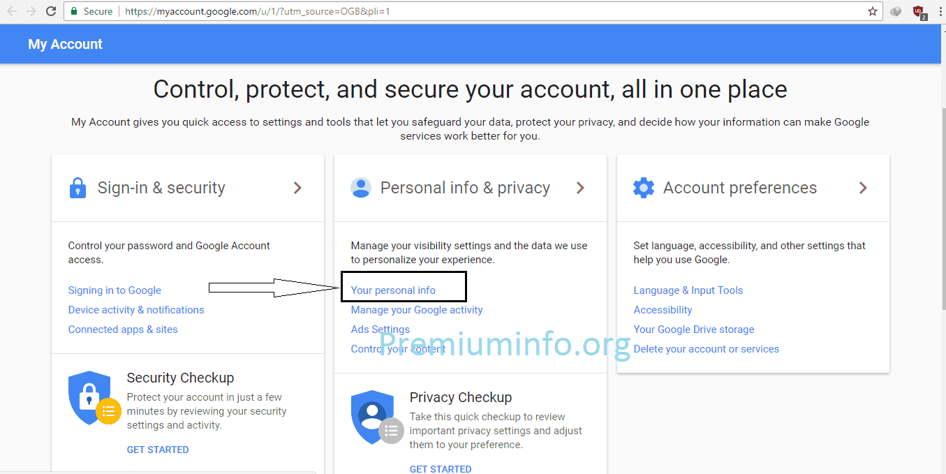 google account disabled due to age