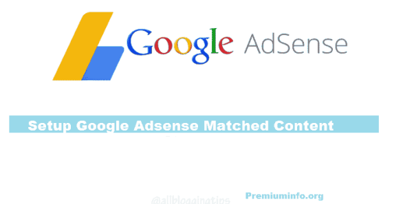 Guide On Google Adsense Matched Content In WordPress