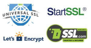 List of Best Available Free SSL Certificate Providers