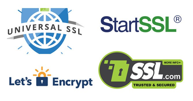 List of Best Available Free SSL Certificate Providers - PremiumInfo