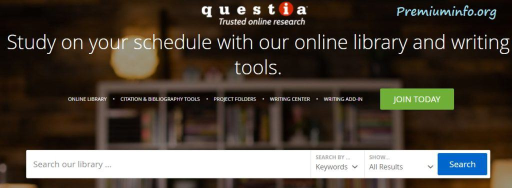 questia bookfi alternative