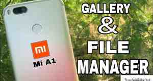 Download Best Gallery and File Manager For Xiaomi Mi A1
