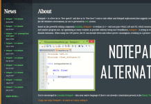 Best 10 Alternatives of Notepad++ For Mac OS