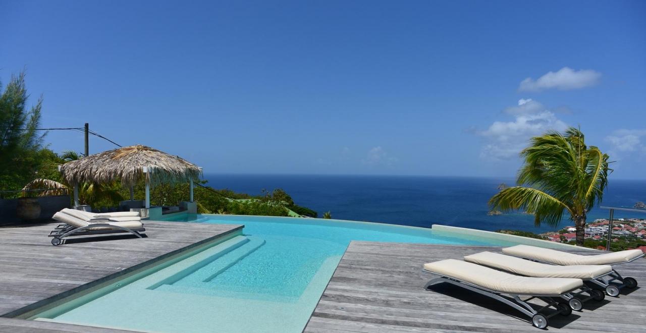 Best Kitchen Gallery: Villa Blue Swan Lurin St Barts By Premium Island Vacations of St Barts Villa  on rachelxblog.com
