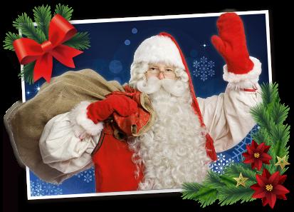 Premium outlets Santa 2019