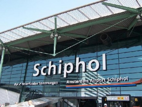 Amsterdam-Schiphol-airport