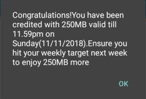 airtel free data bundle