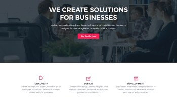 40 best corporate business wordpress themes 2018 best responsive business wordpress themes flashek Images