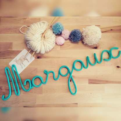 Margaux en tricotin