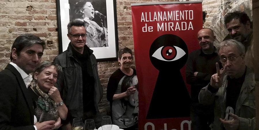 AMIGOS DE ALLANAMIENTO DE MIRADA