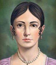 Leona Vicario Joven
