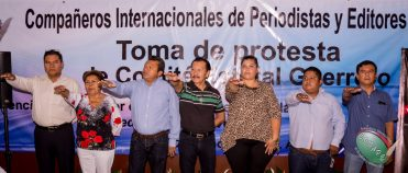 Toma de Protesta de los nuevo integrantes de CONAPE en Guerrero