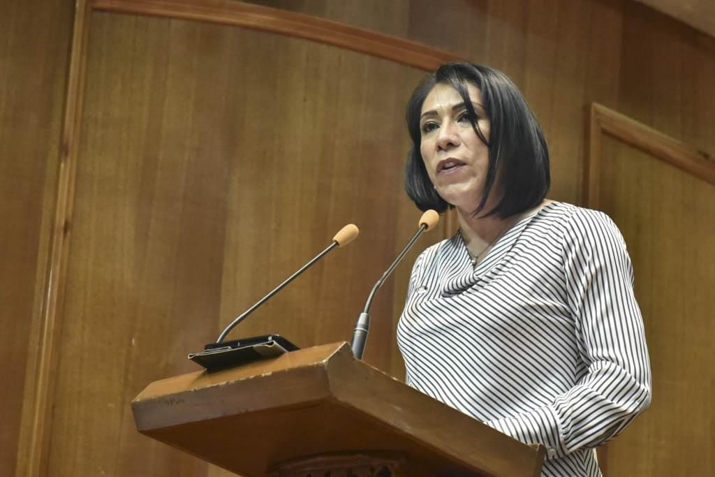 Pide María Luisa Mendoza exhortar a sedeco a que impulse la formalización de la economía