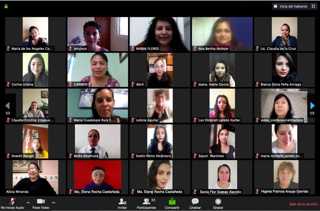 The Trust for the Americas y Toluca buscan empoderar a las mujeres ante contingencia por COVID-19