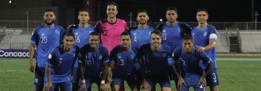 La Selección Nacional encabeza su grupo con puntuación perfecta en la Liga de Naciones de la Concacaf. (Foto Prensa Libre: Hemeroteca PL)