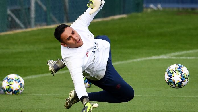 The PSG goalkeeper is an important casualty for his selection. (Free Press Photo: Hemeroteca PL)