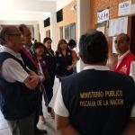Fiscalía supervisa elecciones congresales extraordinarias en La Libertad