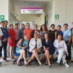 Hospital Virgen de la Puerta de EsSalud La Libertad realizo curso de radiobiología clínica básica y aplicada