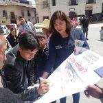 ODPE Sánchez Carrión: continúa con capacitación a Actores Electorales
