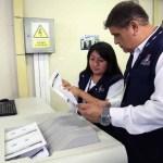 ONPE inició impresión de cédulas de sufragio de consulta vecinal 2020 para la creación del distrito de Alto Trujillo