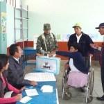 La región de La Libertad dispondrá más de 300 mesas de sufragio especiales para personas con discapacidad